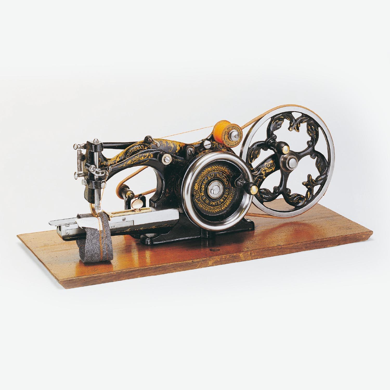 Nähmaschine Thomas | mey®