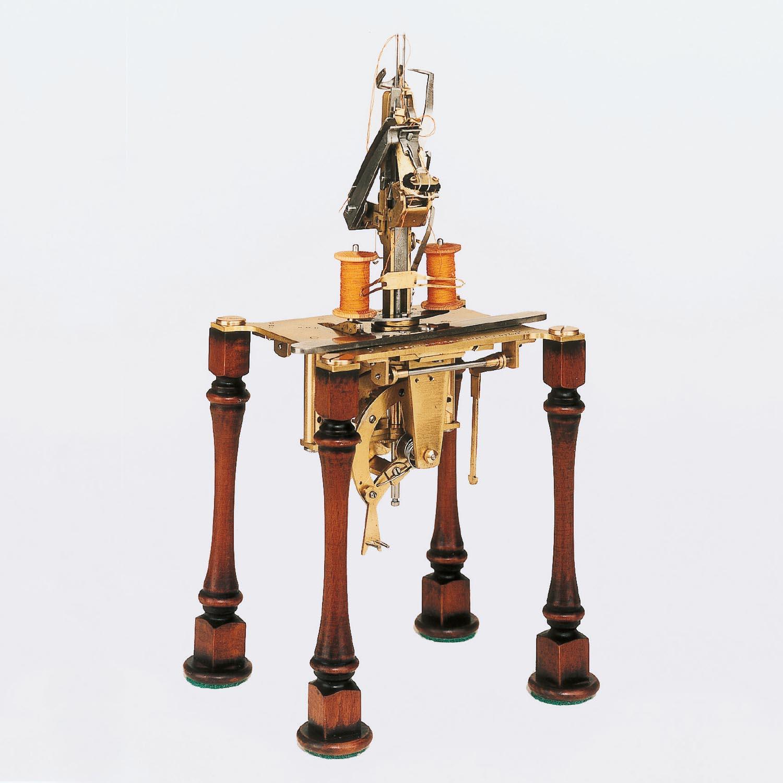 Nähmaschine Joseph Georg Madersperger | mey®