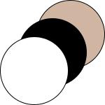Mey® Serie Dry Cotton Functional, runde Farbflächen