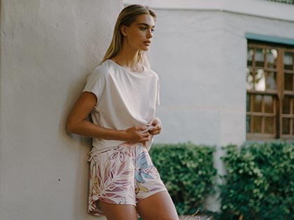 Bloemenprints voor vrouwelijke looks | mey®