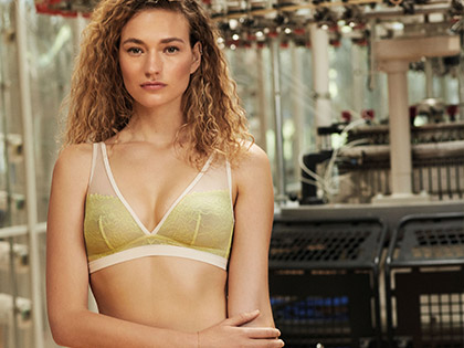 Lace lingerie in its most beautiful facets | mey®