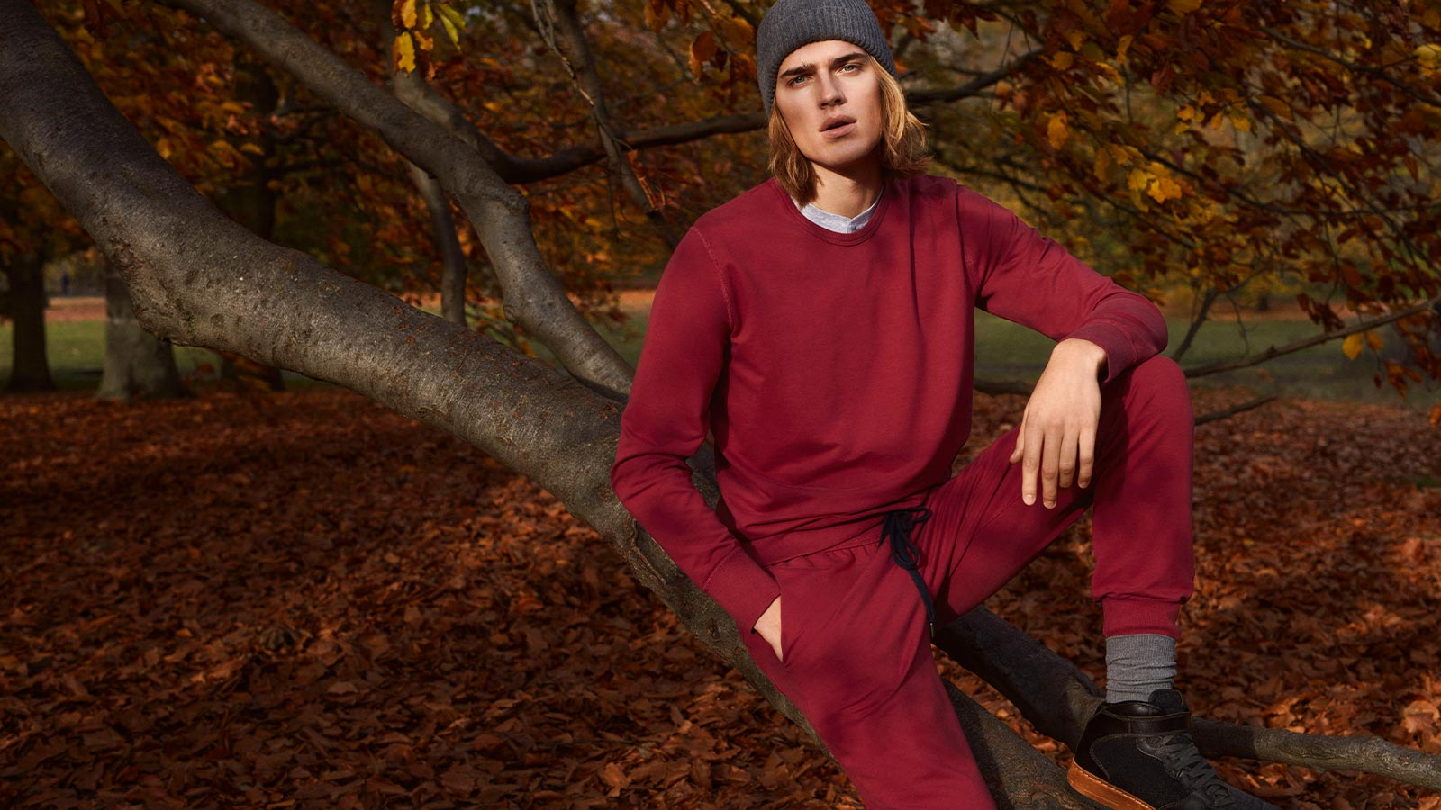 New collection – Fall / Winter Herren | mey®