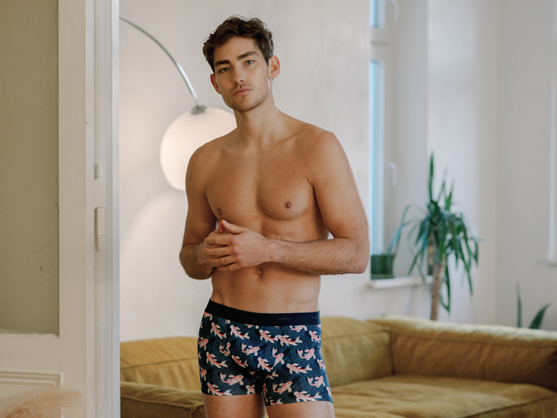 Underwear with cool prints for men | mey®