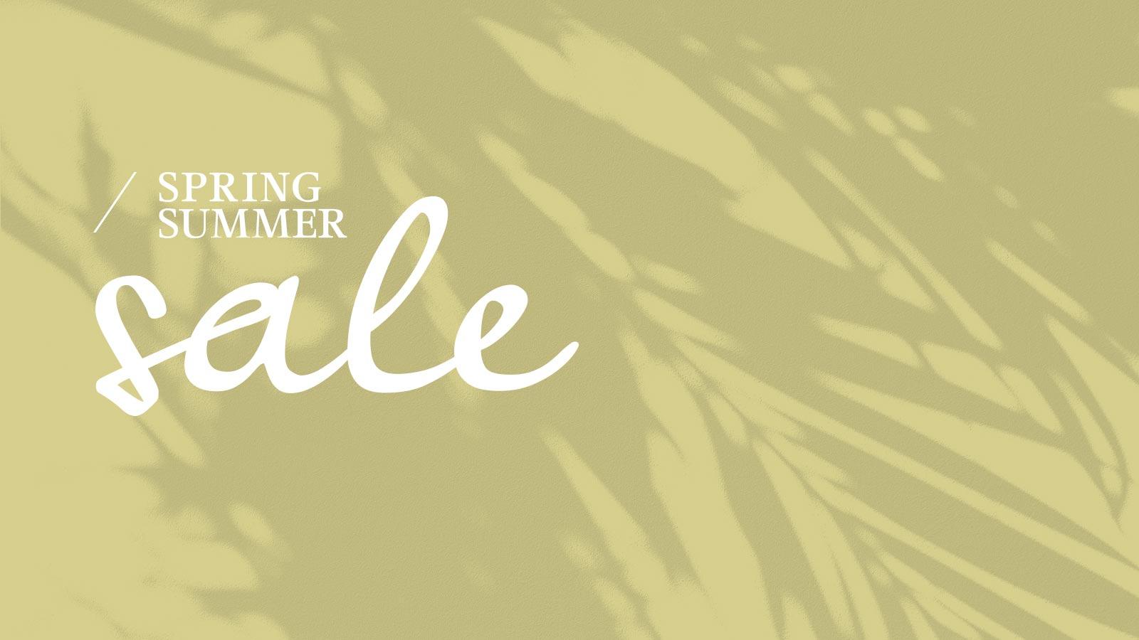 Spring/Summer Sale | mey®