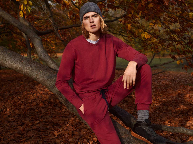 Stylische und hochwertige Loungewear für Herren | mey®