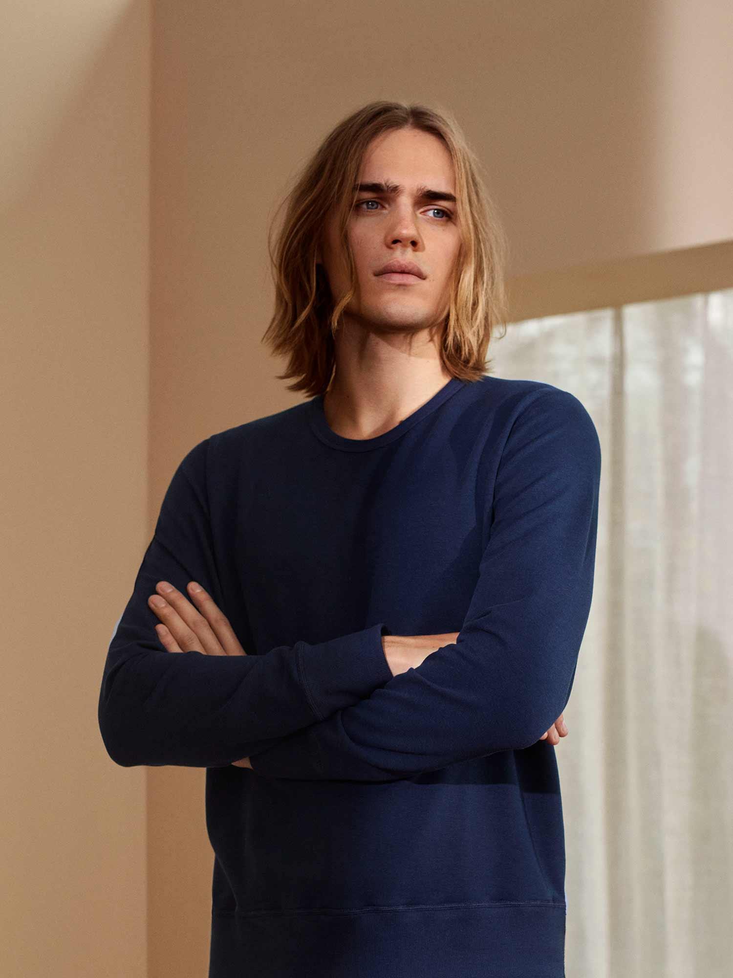 Hochwertige Loungewear für Herren | mey®