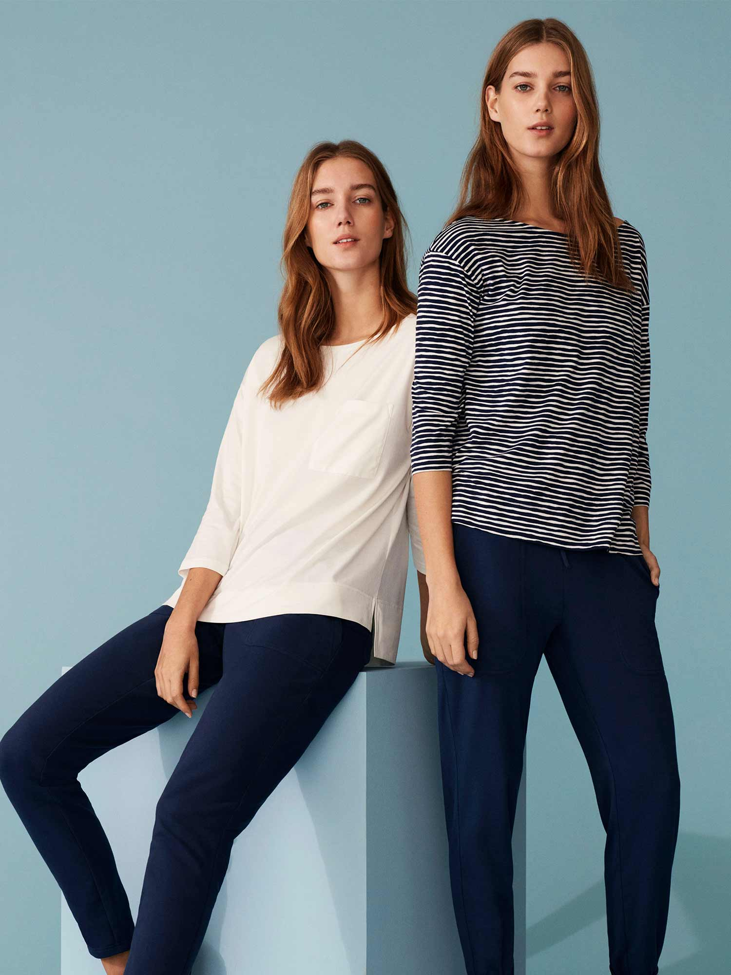 Stylish loungewear for day and night | mey®