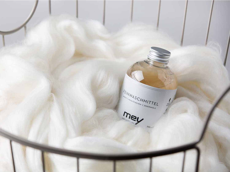 Wie wasche ich Wolle richitg? | mey®
